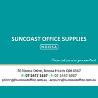 Our Sponsor Suncoast Office Supplies