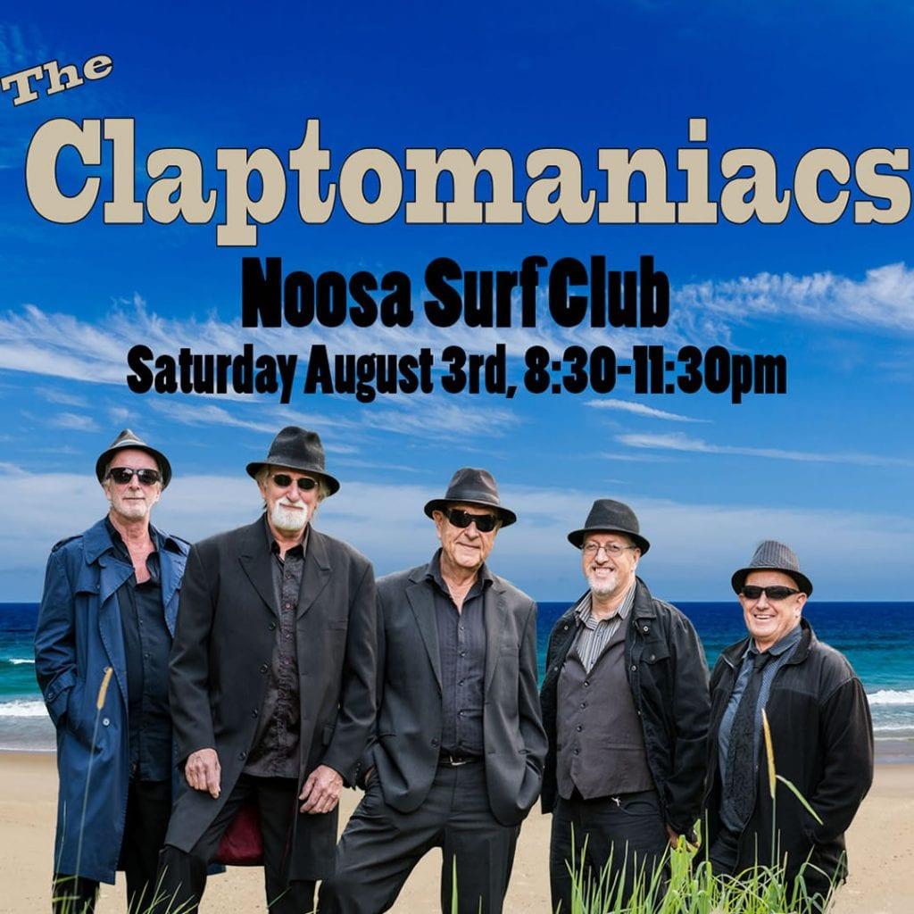 Claptomaniacs 2019 07 23