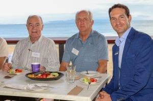 Chris Reeves, Mark Brady & Chris Miller