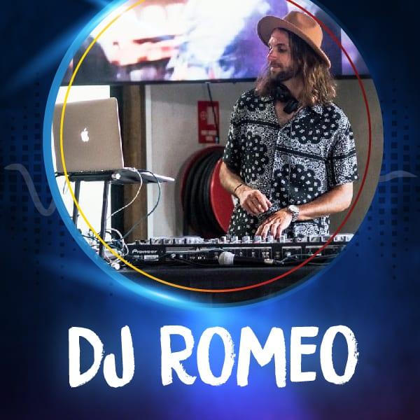 Dj Romeo Events