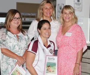 Tourism Noosa, Leigh & Clare (karla Koala)